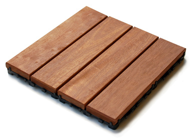 Care U0026 Cleaning Wood_deck_tile_top_view. All HandyDeck Deck Tiles ...