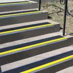 View: Roppe Metal Stair Treads