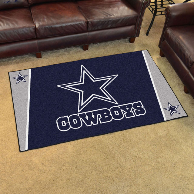 Dallas Cowboys Area Rugs Nfl Logo Mats
