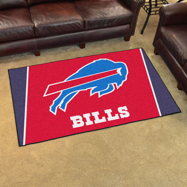 Buffalo Bills Area Rugs Nfl Logo Mats