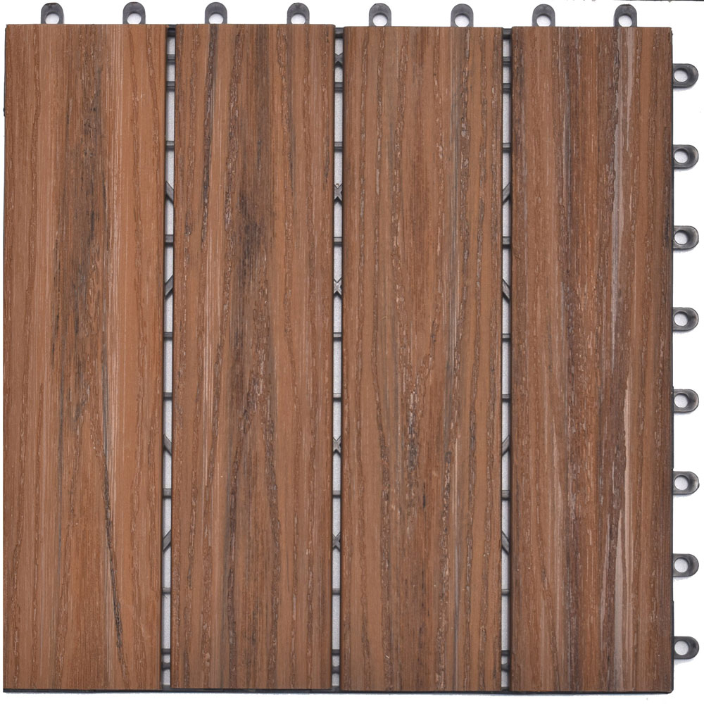 Resideck composite wood deck tiles tobacco baanklon Image collections
