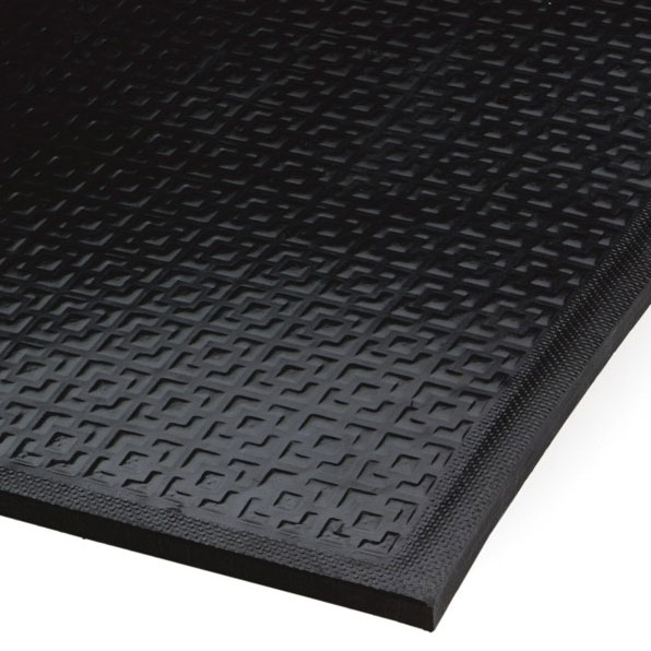 Happy Feet Linkable Mat Gripper Textured Anti Fatigue Mats