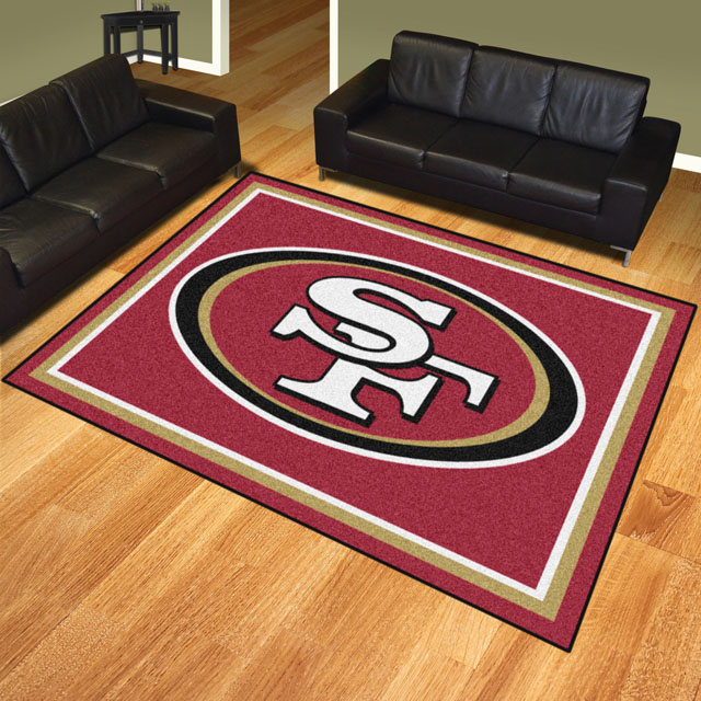 San Francisco 49ers Area Rugs