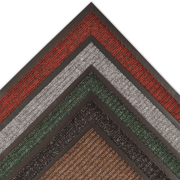 Herritage Rib Entrance Mat Commercial Mats And Rubber