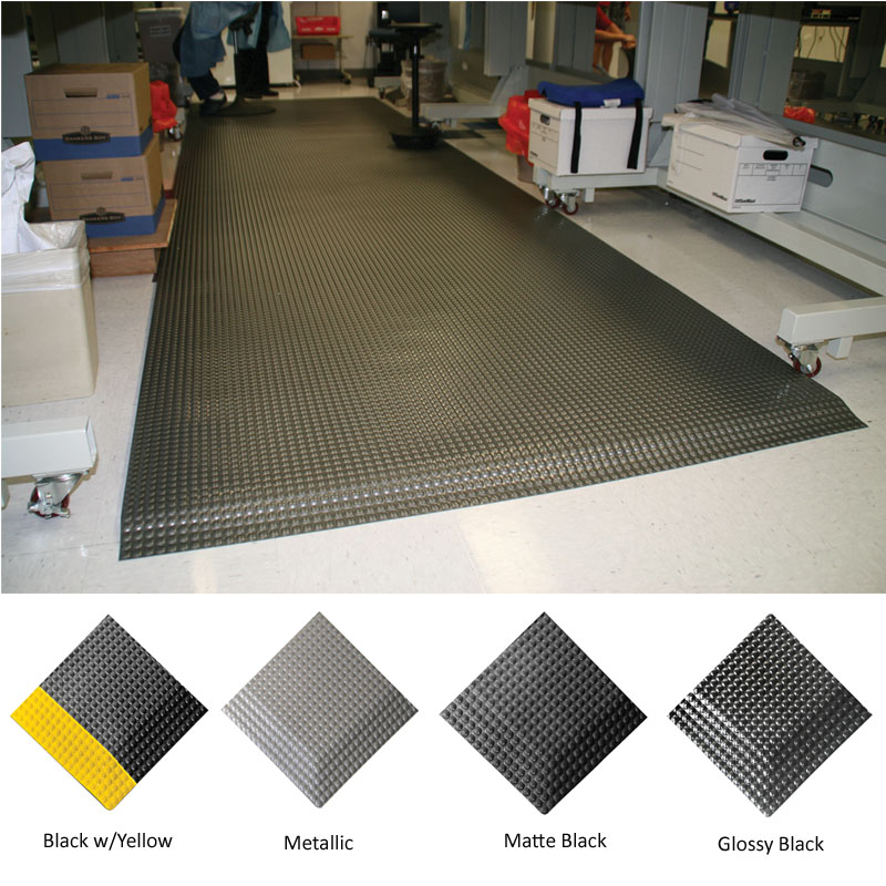 Reflex Anti Fatigue Matting 1 Quot Thick Bubble Top Mat