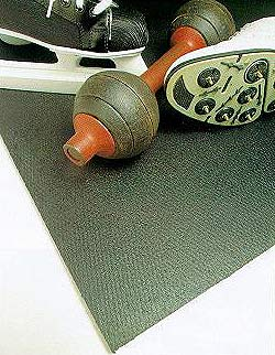 Weightlifting Mats 4x6 Rubber Gym Mats For Sale