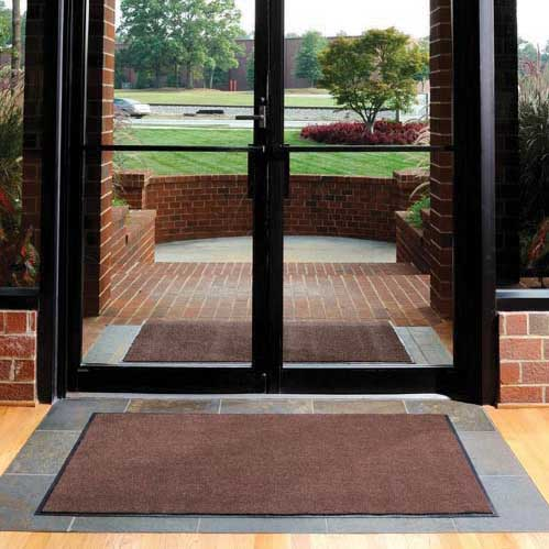 Rubber Entrance Mat Nylon Front Door Mat