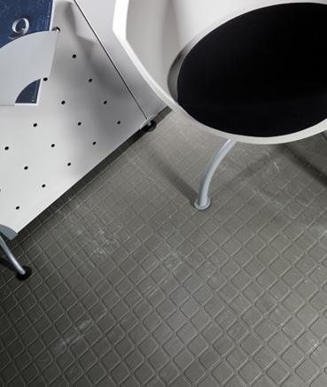 . Roppe Raised Profile Rubber Tiles