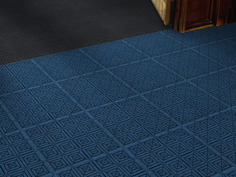 Waterhog Eco Premier Carpet Tile 18 X 18 Glue Down