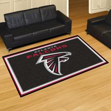 Atlanta Falcons Logo Area Rugs