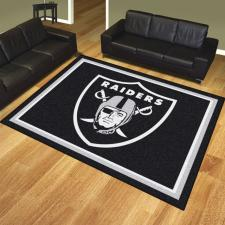 Oakland Raiders Area Rugs