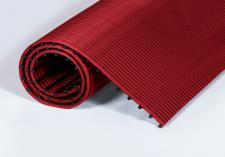 Sani-Tred Shower Mat Red
