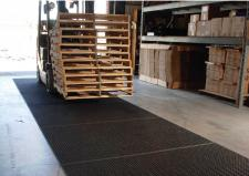 Waterhog Lift Truck Mats
