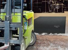 Waterhog Fork Lift Mats