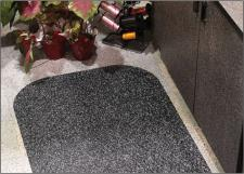 Hog Heaven Confetti Anti Fatigue Mat by Commercial Mats and Rubber.com
