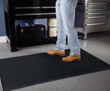 "Soft Foot 1/4"" Anti Fatigue Mat by Commercial Mats and Rubber.com"