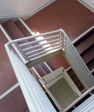 Roppe Rubber Stair Treads