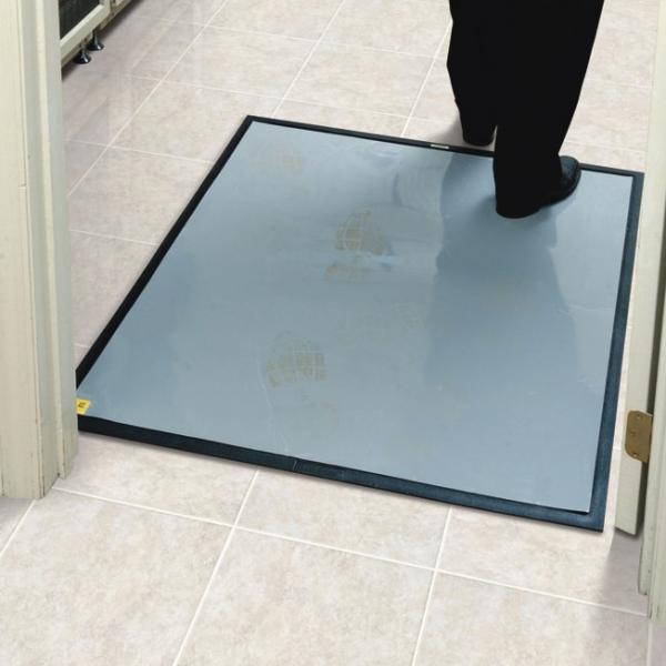 View: Contamination Control Floor Matting