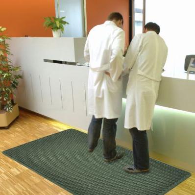 View: Anti-Microbial Entrance Mats