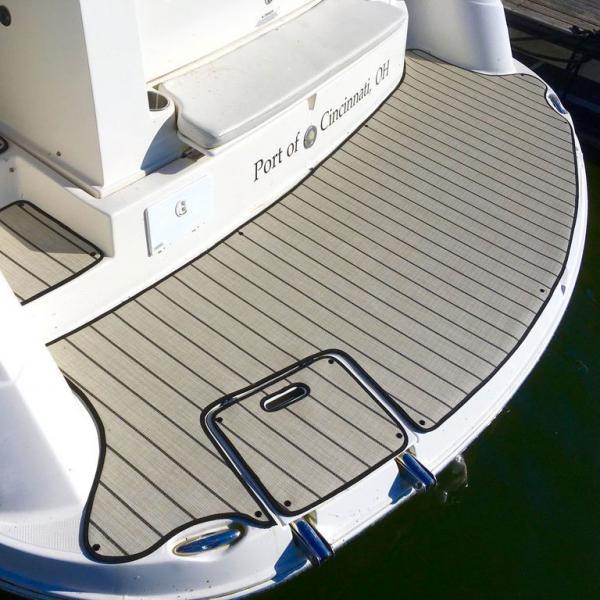 View: Infinity Fabrics Marine & RV Flooring