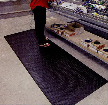 View: Non-Conductive and Dielectric High Voltage Rated Floor Mats