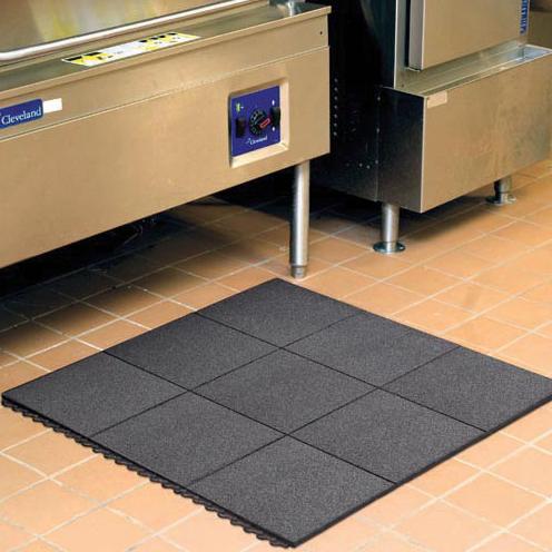 Drainage Mats | Interlocking Rubber Flooring Tiles