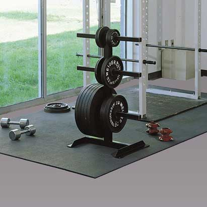 View: Straight Cut Individual Gym Mats