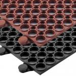 View: Connectable Rubber Drainage Mats