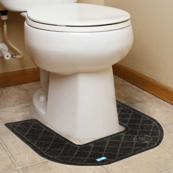 View: Anti-Microbial Bathroom Mats