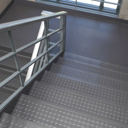View: Roppe Rubber Stair Treads