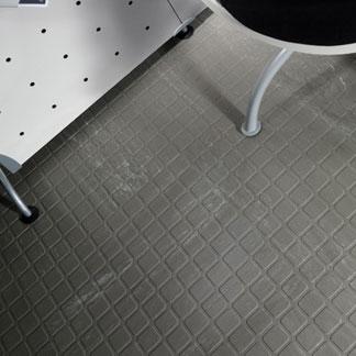 View: Rubber / Vinyl Floor Tiles & Planks
