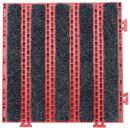 "Red 12"" x 12"" Minimum Order of 28 Tiles"