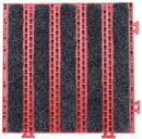 """Additional 12"""" x 12"""" Tiles Red"""