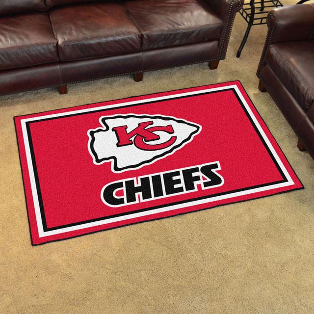 Kansas City Chiefs NFL Logo Mat