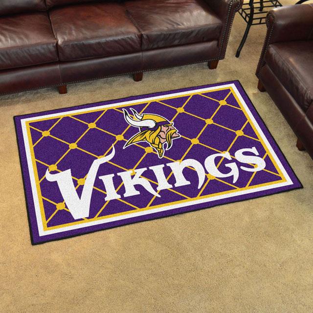 Minnesota Vikings Rug For Sale Football Team Rugs