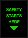 Safety Starts Here