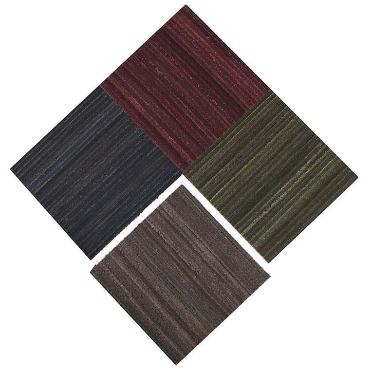 Dura Tile Color Recycled Rubber Floor Tiles