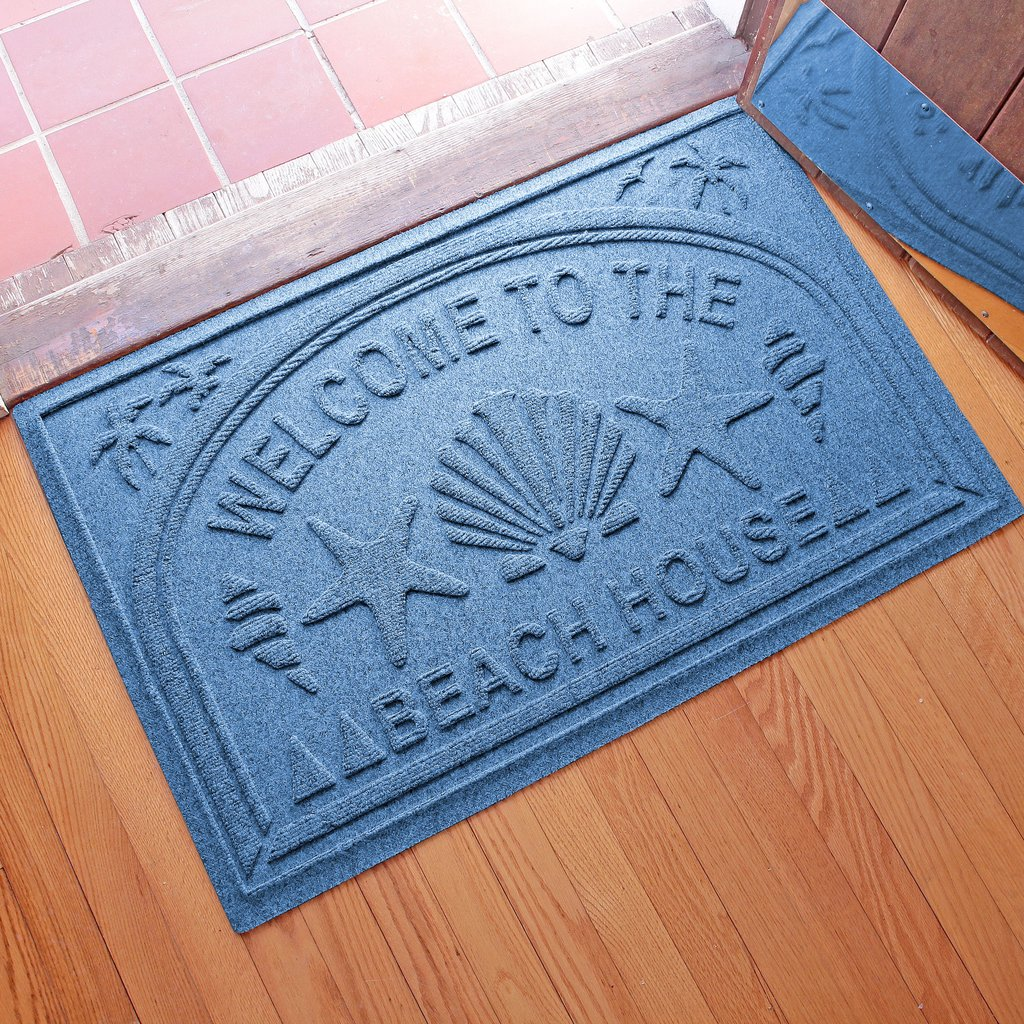 Waterhog 2\' x 3\' Residential Door Mats | Aqua Shield Beach House Mat
