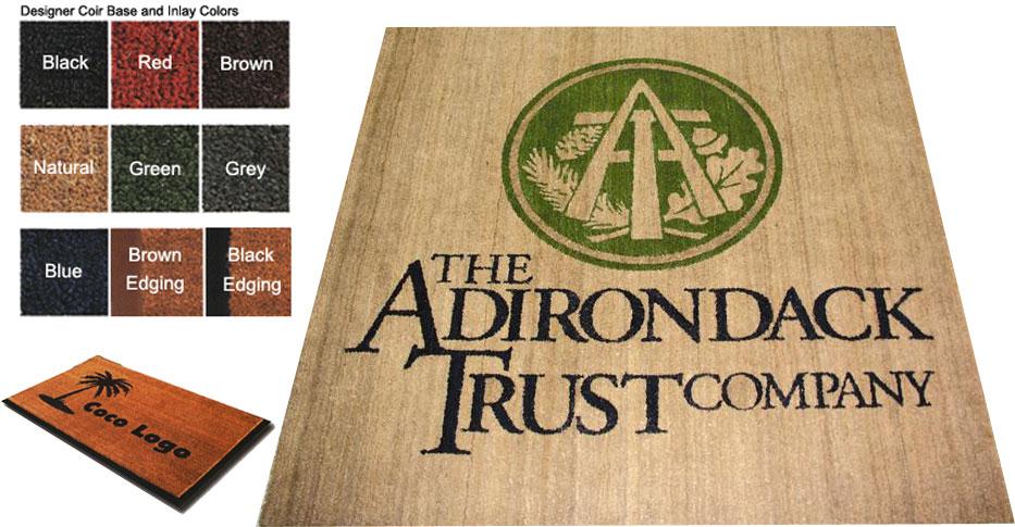 personalized coco door mat coir personalized door mats
