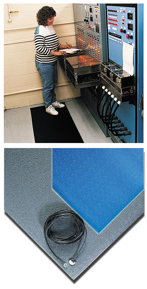 Comfort King Anti Static Mat Anti Fatigue Foam Matting