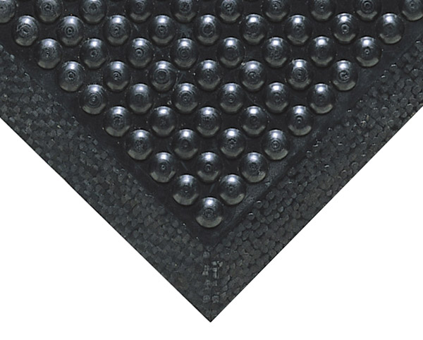 Comfort Eze Anti Fatigue Mat Bubble Top Rubber Matting