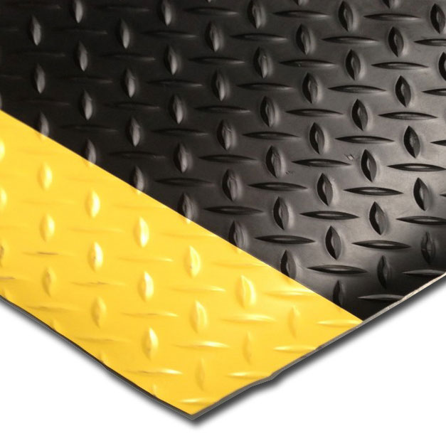Diamond Runner Industrial Matting - by Commercial Mats and Rubber.com