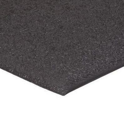 Apache Mills Ergo Flex Mat Anti Fatigue Mat Black