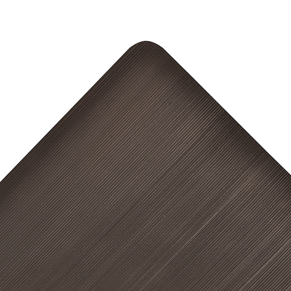 974 Ergo Mat Grande Ribbed Anti-Fatigue Mat by No Trax