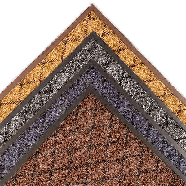 Diamond Floor Mat Nylon Floor Mat Commercial Mats And