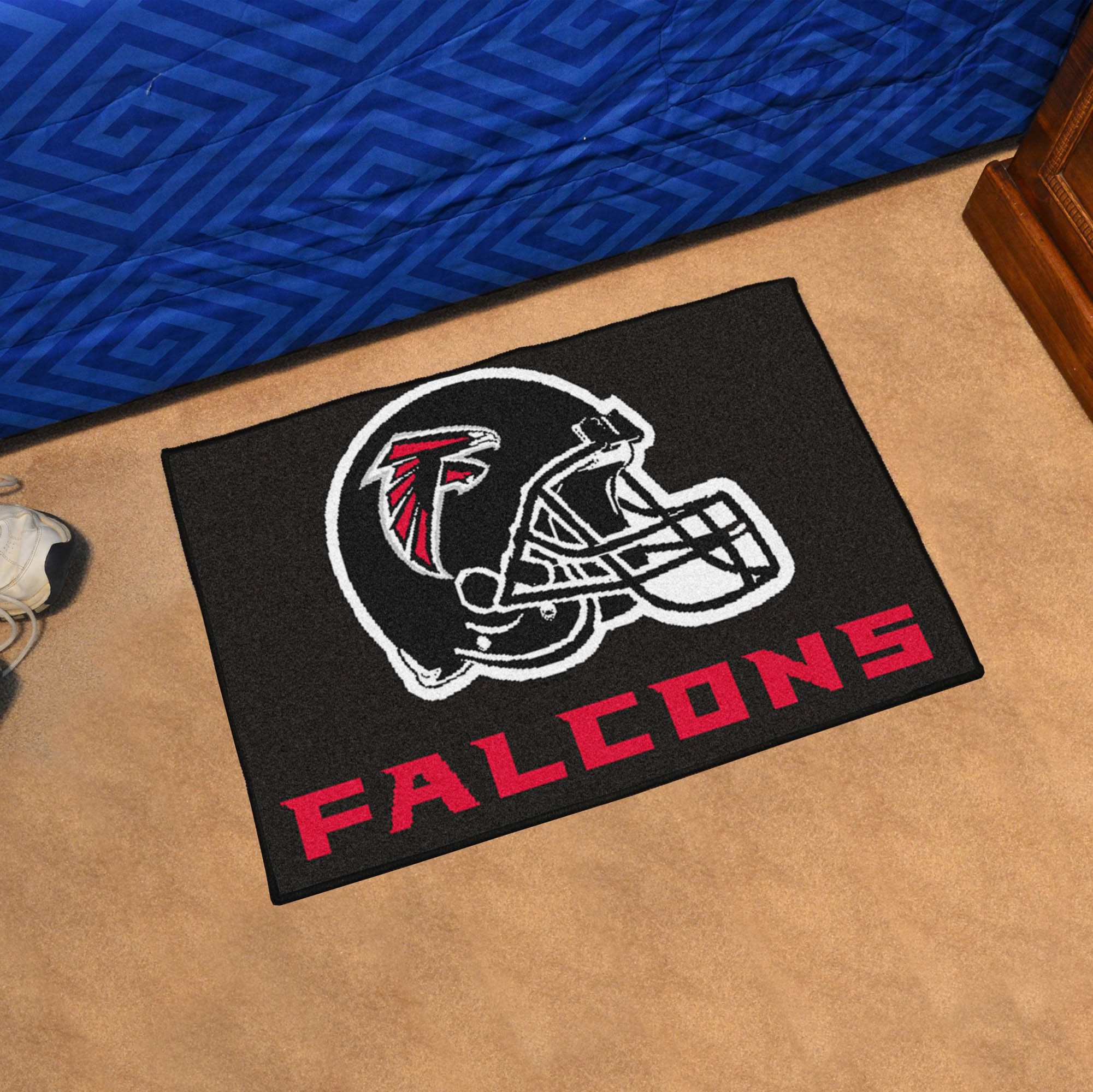 Atlanta Falcons Logo Mats