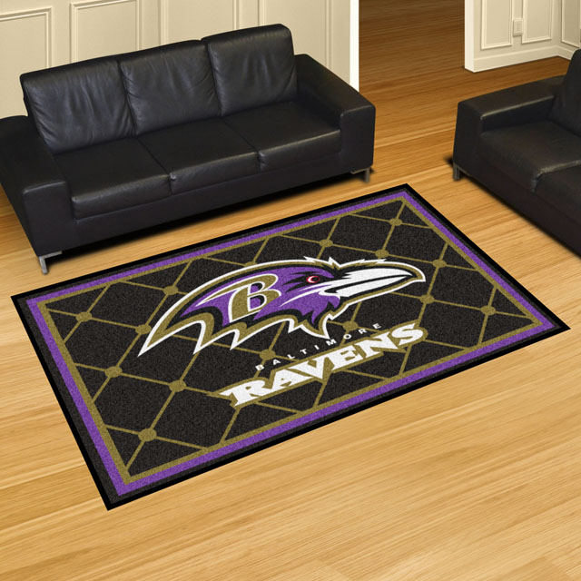 Baltimore Ravens Area Rugs