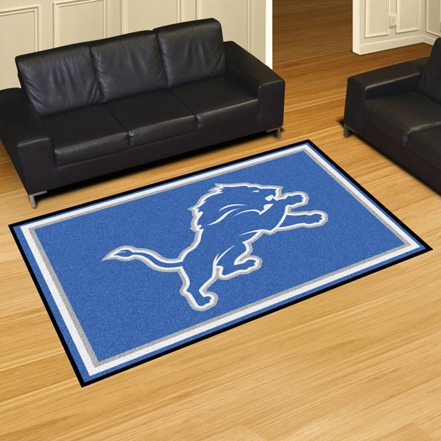 Detroit Lions Area Rugs