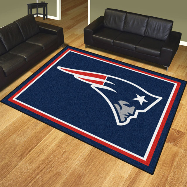 New England Patriots Rugs Area Rug
