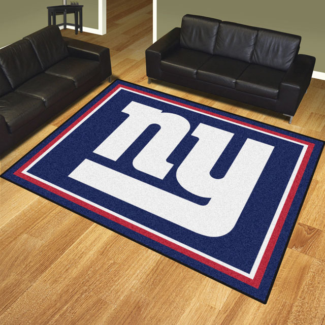 New York Giants Area Rugs